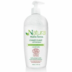 mild shampoo - NATURA Madre Tierra 300ml (instituto espanol)