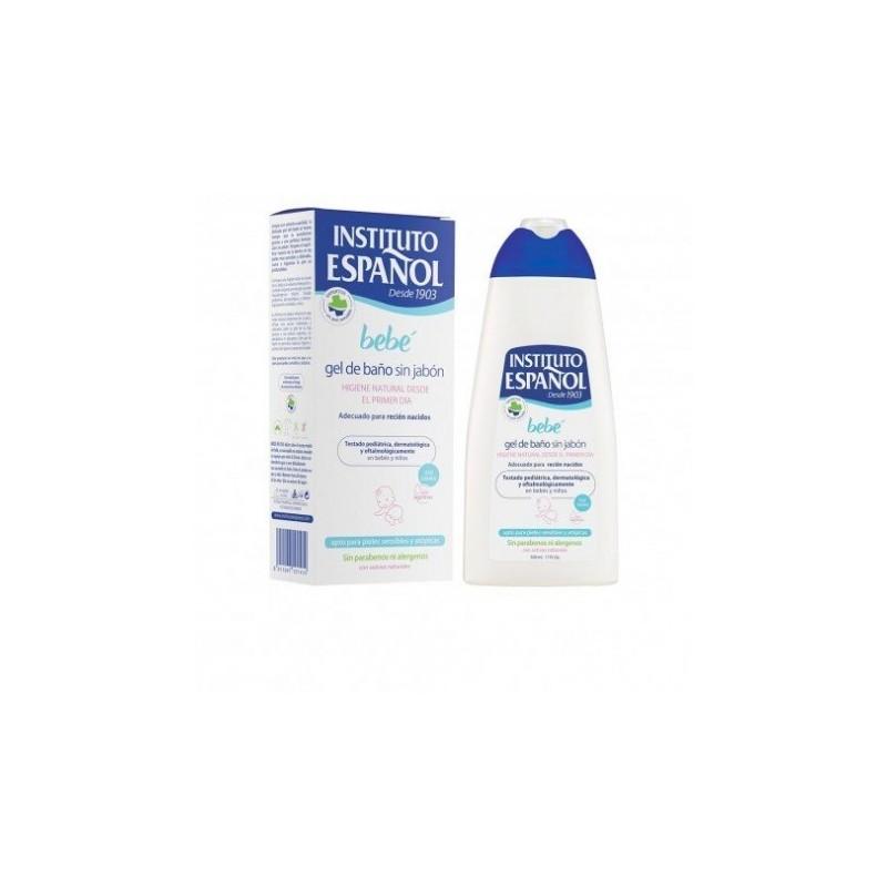 mild shampoo - NATURA Madre Tierra 500ml (instituto espanol)