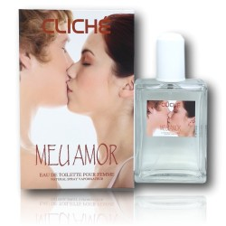 Cliché - MEU AMOR edt 100ml