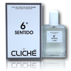 Cliché - 6º SENTIDO edt 100ml