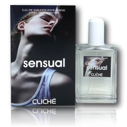 Cliché - SENSUAL edt 100ml