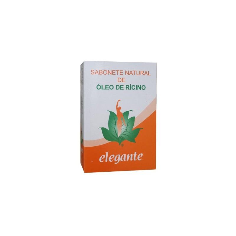 ELEGANTE - Sabonete ÓLEO de AMÊNDOAS DOCES 140g