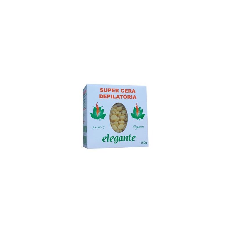 ELEGANTE - CERA depilatória 150g ou 300g