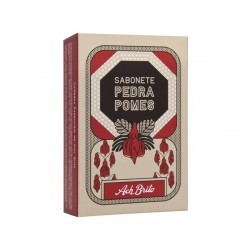 Ach Brito - sabonete PEDRA POMES 90g