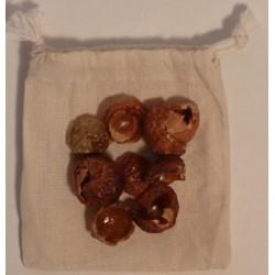Midzu - Nozes de Saponária 100g (com saquinho de algodão)