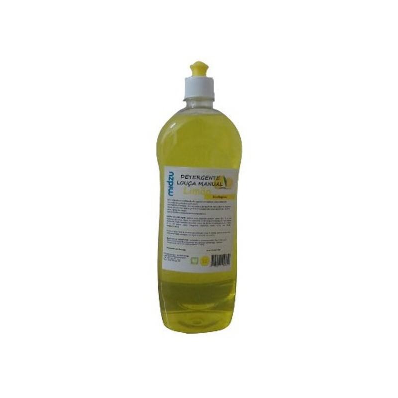 Midzu - Detergente Louça Manual 1L Limão (ecológico)