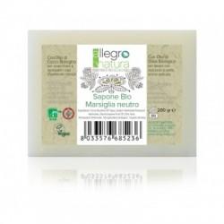 Allegro Natura - sabão Marselha Bio 200g