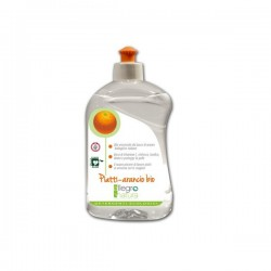 Detergent Dish Orange Bio 500ml - Allegro Natura
