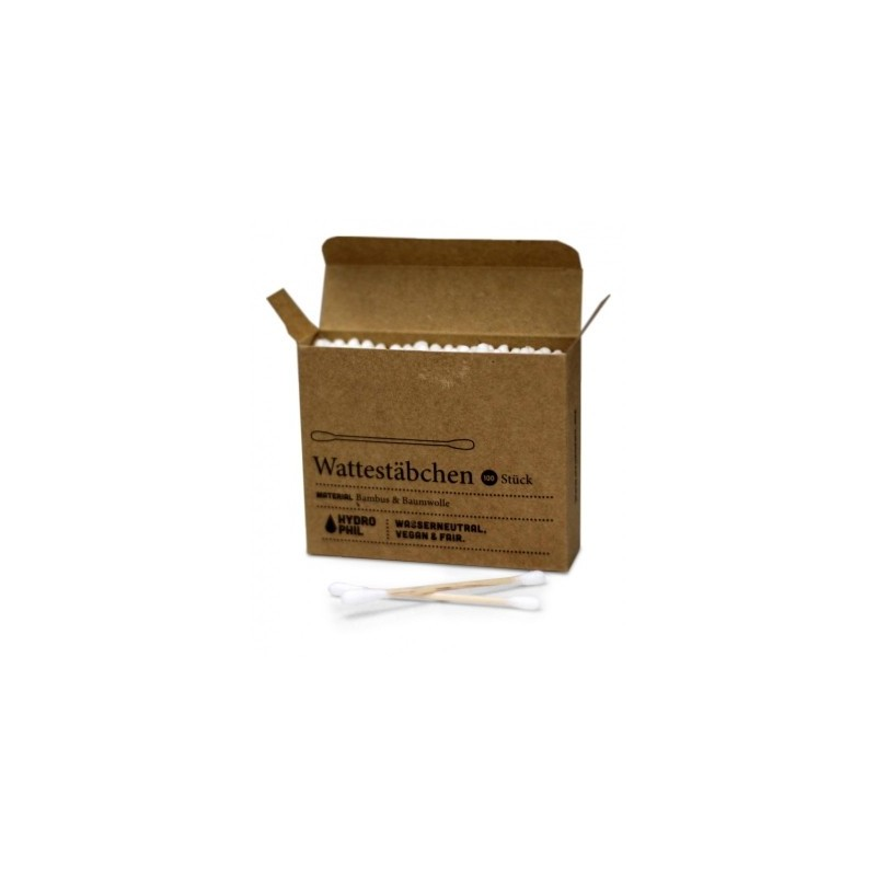 41/5000 Hydro Phil - 100 biodegradable swabs